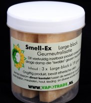 Vaportek-Smell-Ex 3*19g(vonné kostky do mini a maxi)